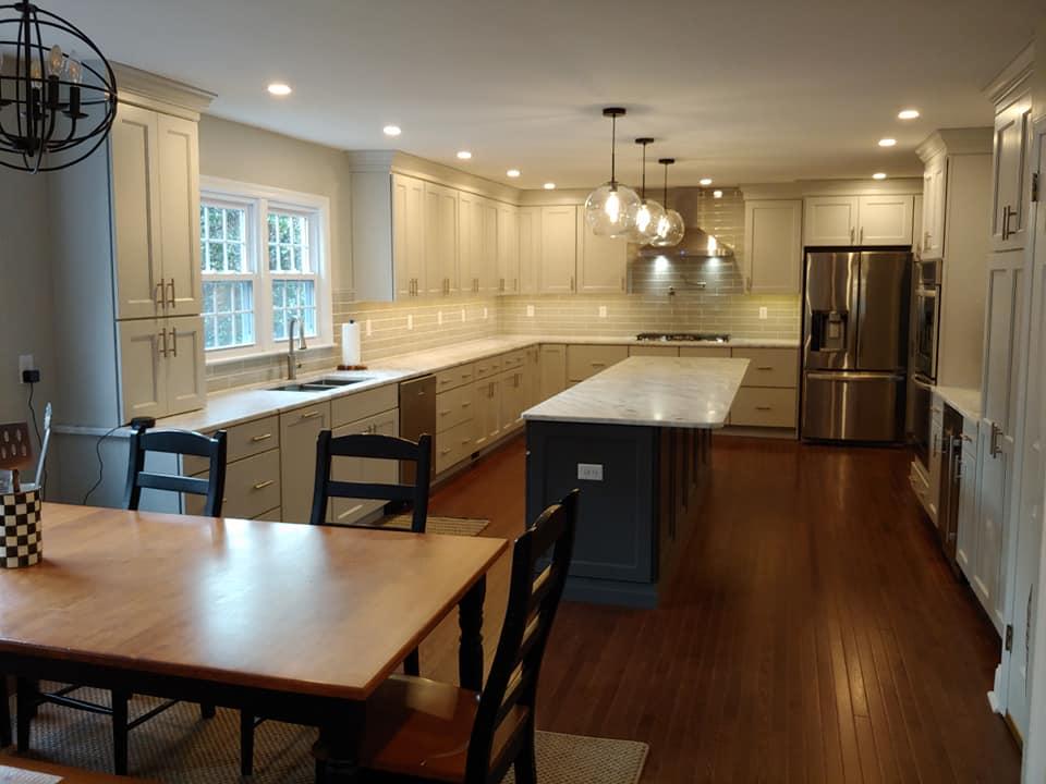 Kitchen Remodel in Wilmington Delaware