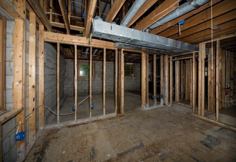 finishing a basement in delaware